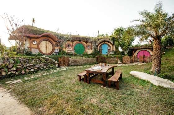 Hobbit homes from around the world - Airbnb