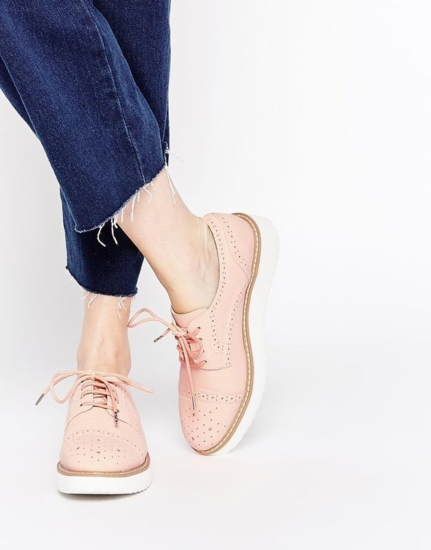 asos moorgate chaussures richelieu shoping tenuedujour lookdujour mode femme ete achat. Black Bedroom Furniture Sets. Home Design Ideas