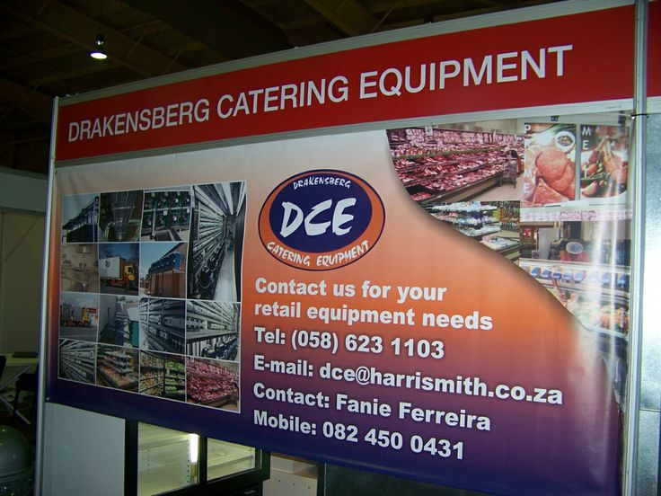 DCE Africa's big 7 banner