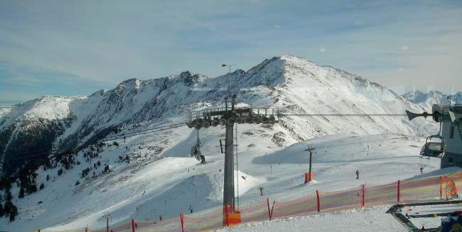 Последний снежный отчет: Австрия страдает без снега.