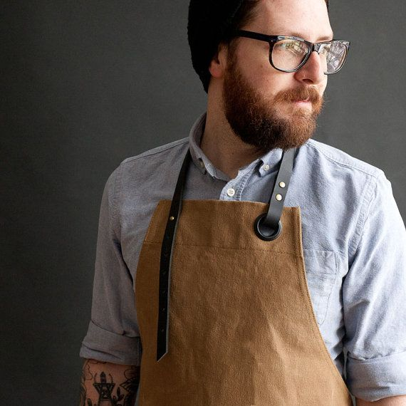 Hey, I found this really awesome Etsy listing at https://www.etsy.com/listing/184184413/canvas-apron-tan-tablier-en-toile-tan