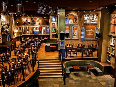 Hard Rock Cafe Manchester Environment And Design