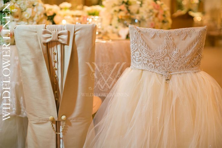 Offering the most beautiful designer linen and chair cover rentals for your special day, Wildflower Linen specializes in bringing style and grace to your table with looks ranging from fashion-forward to elegant and understated.