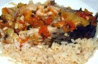 Рис с рыбой и овощами по-восточному / Простые рецепты