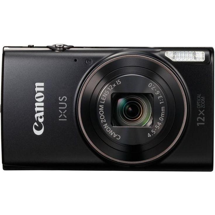 Canon IXUS 285 HS (Approx SGD$299)
