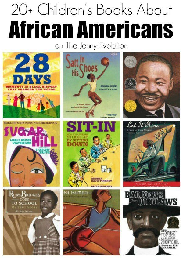 Non-Fiction Children Books About African Americans | The Jenny Evolution