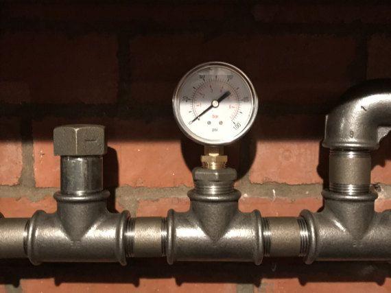 Estante de tubo industrial de EiD
