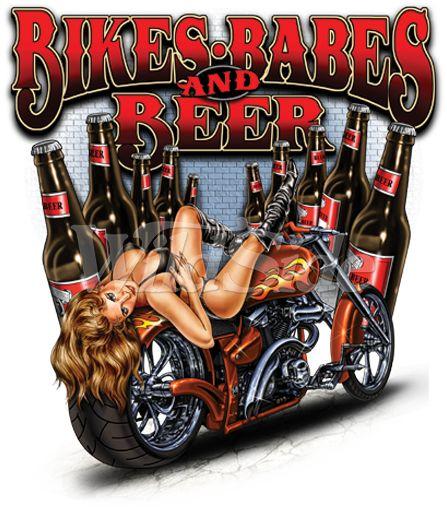 bikes babes and beer 13233 harley pins pinterest moto motos et d co garage. Black Bedroom Furniture Sets. Home Design Ideas