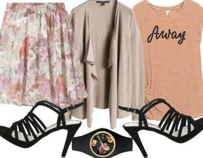 Mooie tinten - Avond Outfits - stylefruits.nl