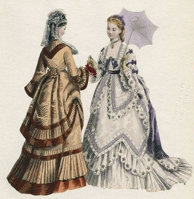 885 best images about vintage fashion 1870s 18701879
