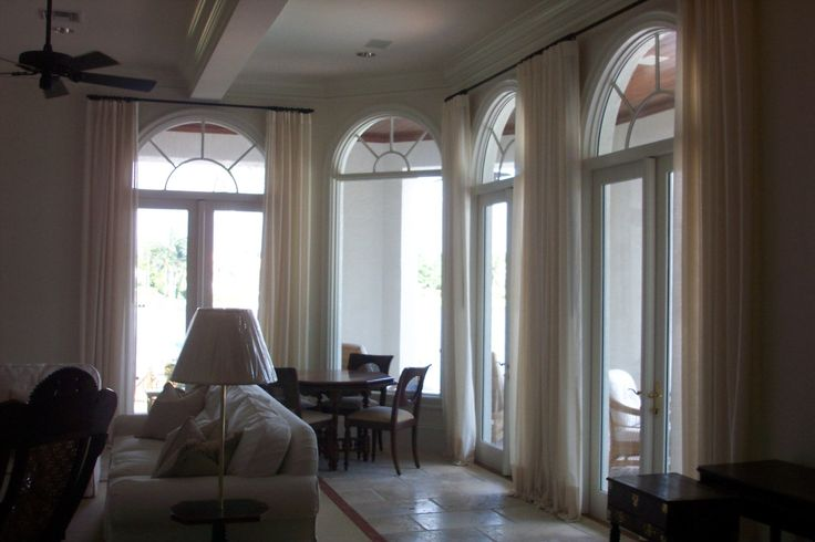 Extra Tall Window Curtains