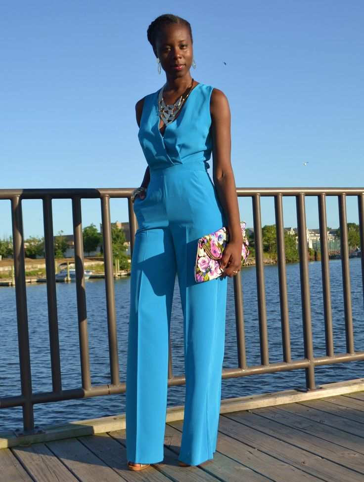 Designer Jumpsuits | Eyes Of A Couturier By Daniela Tabois