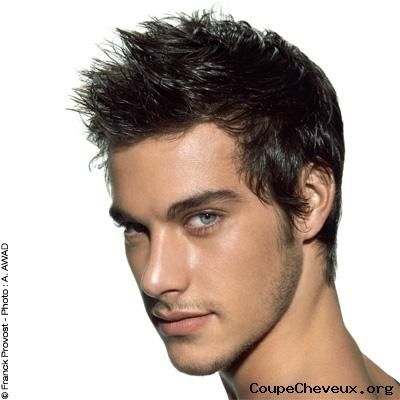 1000+ ideas about Coiffure Homme Court on Pinterest | Coiffure ...