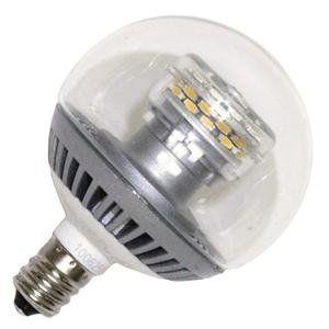Tcp Ldcg163wh27k Dimmable 3 Watt G16 5 Led Globe Light