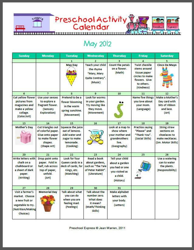 Calendar Preschool Activities : Best lesson plans images on pinterest kindergarten