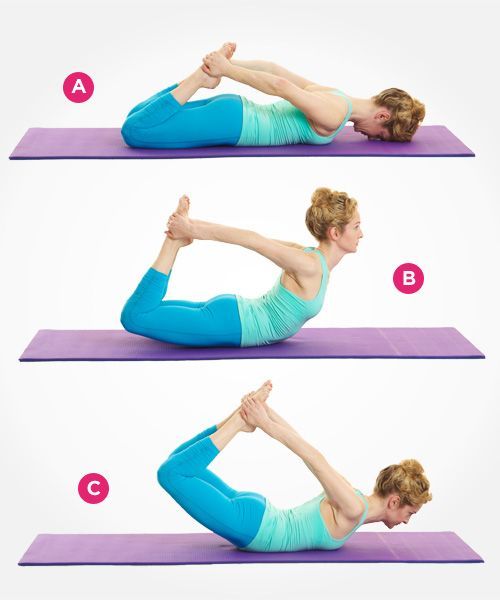 7 Pilates Moves for a Strong, Sexy Back http://www.womenshealthmag.com/fitness/pilates-back-exercises