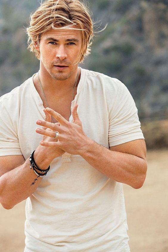 5. Chris Hemsworth.