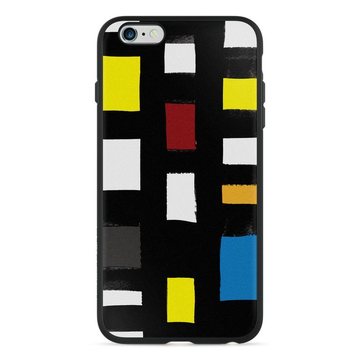 Watercoloured Colour Blocks PlayProof Case for iPhone 6 / 6s