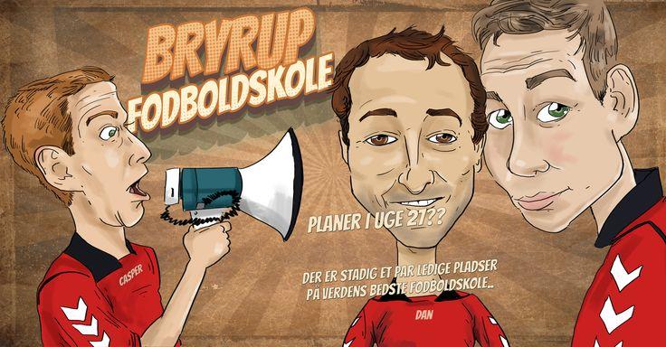 Footage for www.bryrupfodboldskole.dk