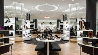 Best shoe stores for sneakers, sandals, boots and heels in NYC
