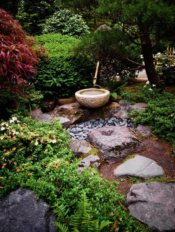 Japanese Garden of Portland stroll path by Jesse Schilling on 500px