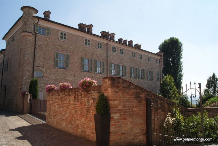 Barbaresco in Piedmont, Italy