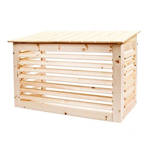 Värmepumpsskydd - Väderskydd - Värmehjälpen