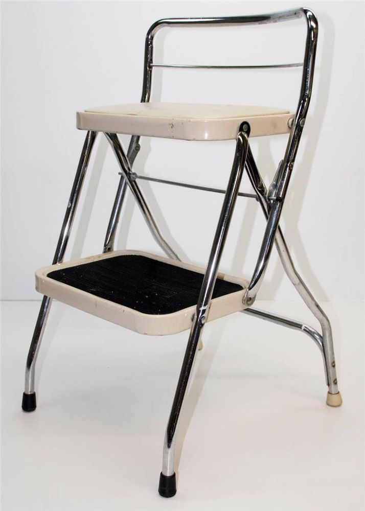 104 Best Antique Cosco Stools Images On Pinterest Step