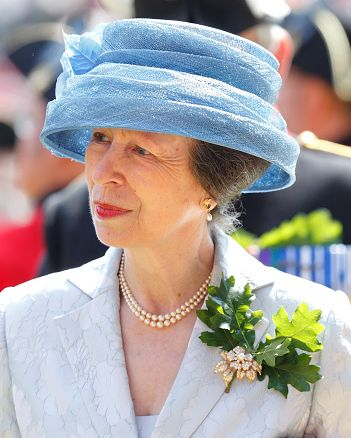 Royal Family Around the World: Princess Anne, The Princess Royal attends the annual Founder's Day At The Royal Hospital Chelsea on June 9, 2016 in London, England.