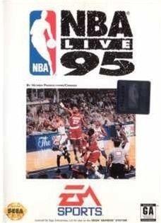 NBA Live 95 - Genesis Game
