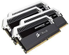 Corsair Dominator Platinum CMD16GX4M4B3600C18 16GB (4x4GB) DDR4