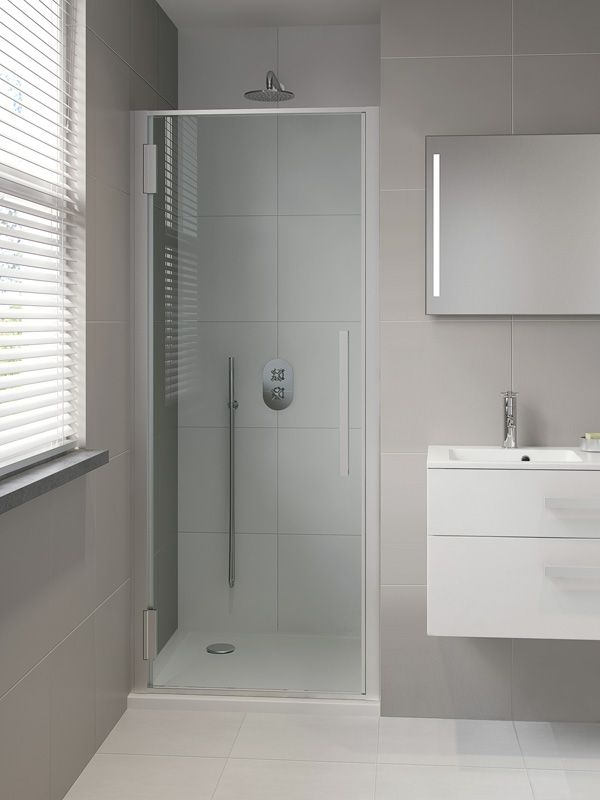 Bruynzeel zeta draaideur douche douchecabine badkamer sanitair bathroom shower hinge door for Badkamer lang