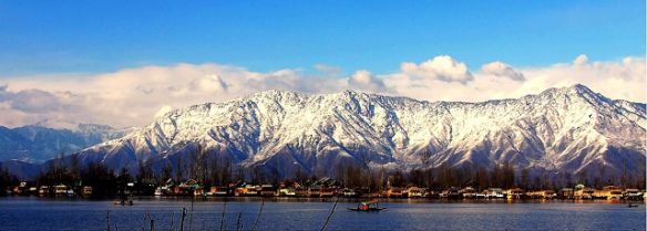 Top 10 things to do in Srinagar #Kashmir #India Enjoy the view!  photo jktourism.org