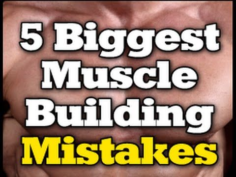 Muscle Gaining Secrets - How to Build Muscle Fast