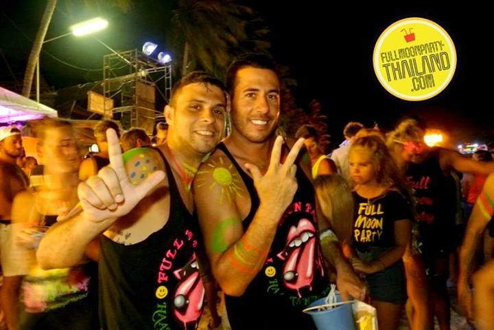 Full Moon Party Dates 2015 - 2016 | Thailand