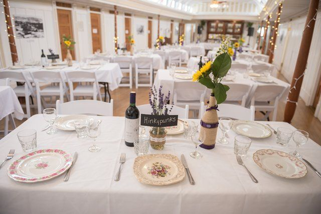 Ink and Ash Photography - Wedding Venue: SS Sicamous Ship and Museum Location: Penticton, South Okanagan, BC, Canada