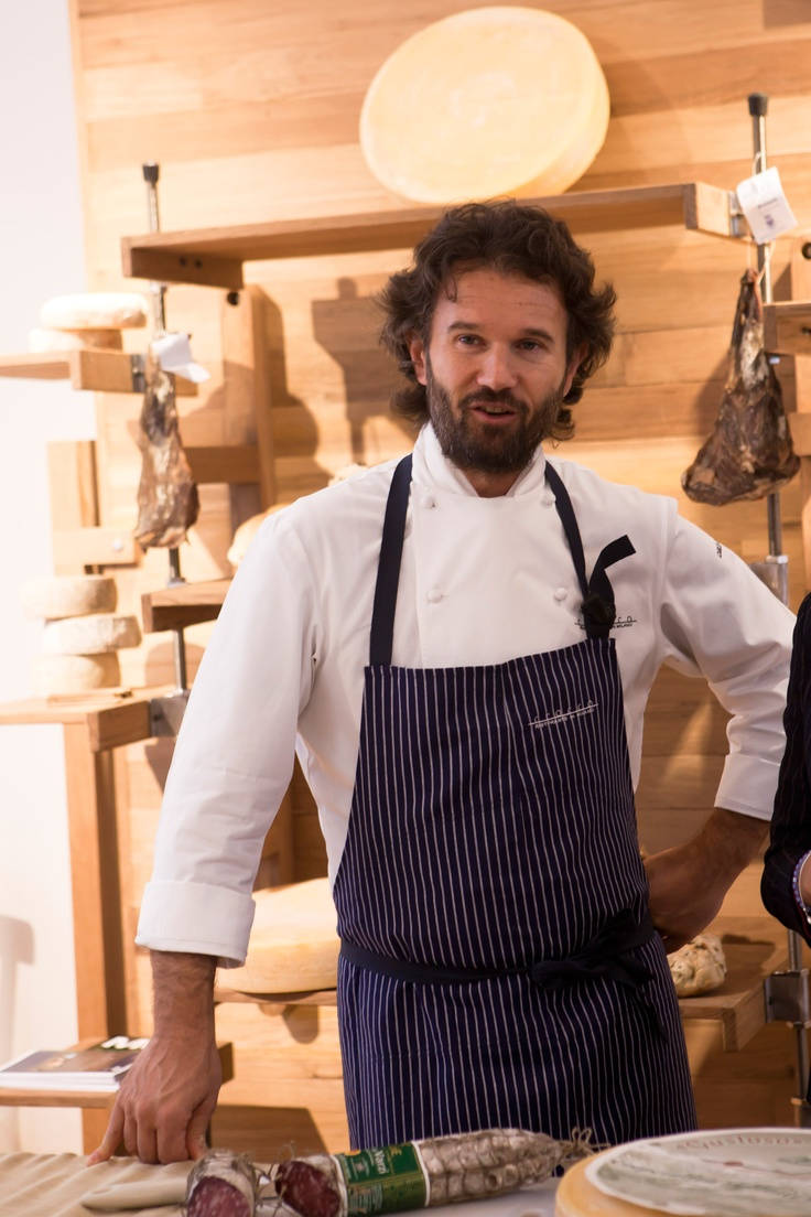 best chef in Milan Carlo Cracco