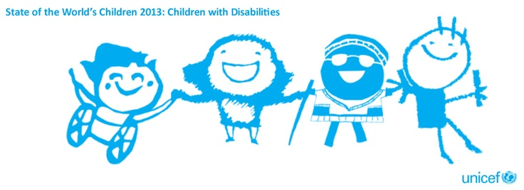 """Am 30. Mai 2013 wird der Report """"State of the World's Children 2013: Children with Disabilities"""" veröffentlicht. Der Fokus des Reports liegt auf dem Thema """"Kinder mit Behinderungen"""". Mit diesem Report soll auf die Bedürfnisse dieser Kinder aufmerksam gemacht werden."""