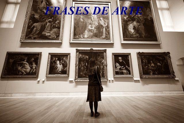 A continuación te dejo 100 frases de arte de grandes artistas como Picasso, Van Gogh, Michelangelo, da Vinci o Salvador Dalí.
