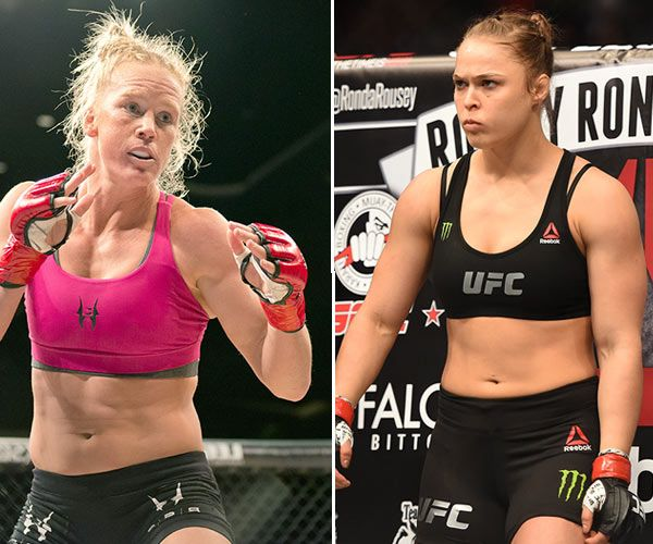 Ronda Rousey Suffers Shocking Loss To Holly Holm At UFC193