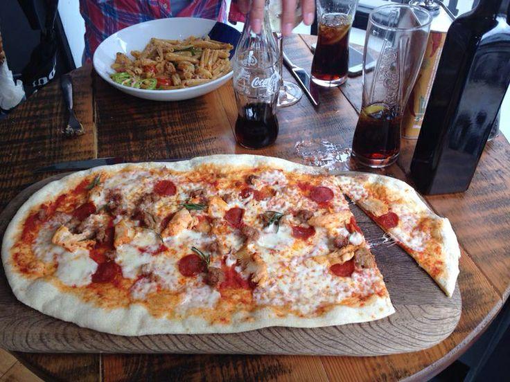 #zizzi #pizza