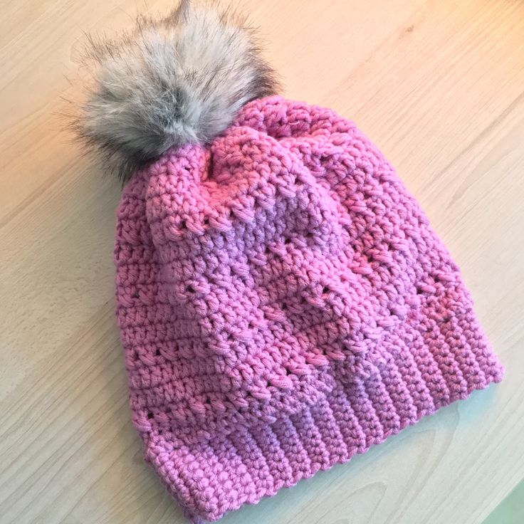 The gorgeous Beanie by TWCL Boutique, featured in a recent subscription box.  Want a gorgeous monthly box of crochet?  Sign up today to get your box delivered to your door every month! #crochet #crochetersofinstagram