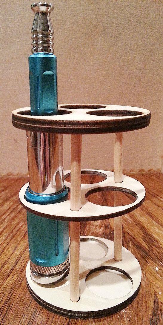 E-Cig / Vape Pen Holder Stand & Cup Holder Insert
