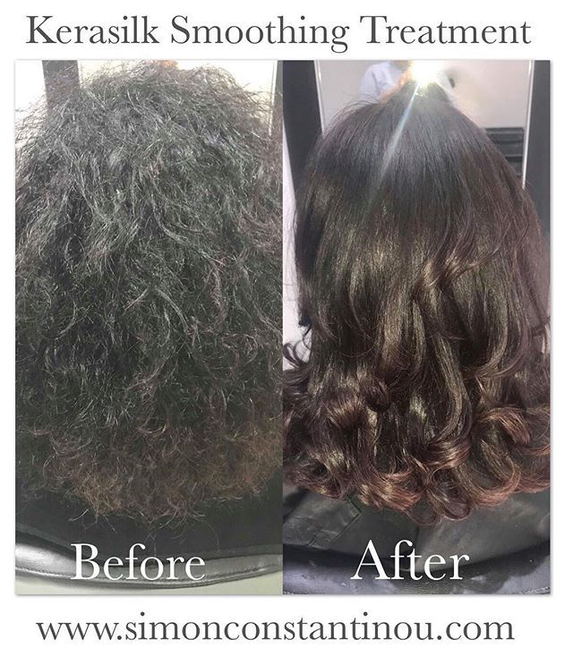 KERASILK SMOOTHING TREATMENT MAGIC! We are always wowed by the long-lasting results from this keratin treatment. Want to tame your mane? Call 02920461191 to find out more! O.Constantinou & Sons. 99 Crwys Rd Cardiff. CF24 4NF #simonconstantinou #kerasilksmoothingtreatment #iamgoldwell #keratintreatment @goldwelluk