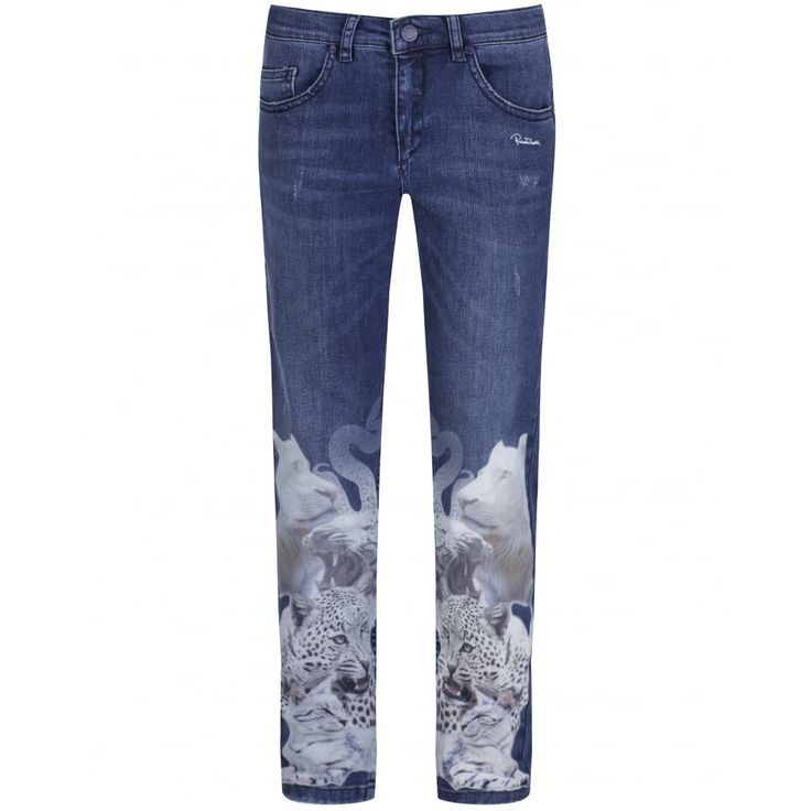 Roberto Cavalli Junior Boys Jeans New Childrenswear Autumn/Winter