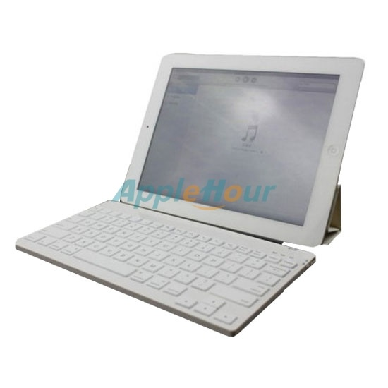 Wireless Bluetooth Keyboard for Apple iPhone/iPad 2/MacBook (keyboard005)  $36.37