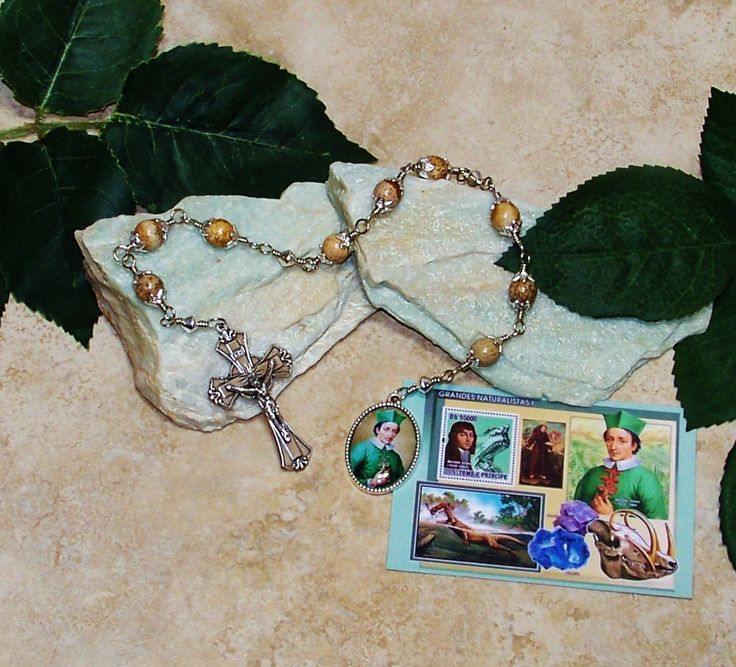 LIMITED EDITION Unbreakable Catholic Chaplet of Blessed Nicolas Steno - Patron…