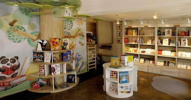Lupas, la nueva librería para chicos y grandes... ¡Leer es divertido!