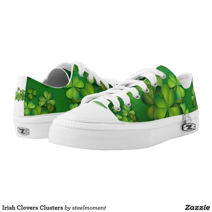 Irish Clovers Clusters #stpatricksday st.patricks day #shamrock #sneakers saints patricks day outfits #womensday shoes sneakers Shoes heels shoes teen shoes flats shoes boots womens shoes sneakers womens shoes flats womens shoes high heels womens shoes casual womns shoes for work mens shoes casual mens shoes with jeans mens shoes dress st patricks day shoes  #shoesoftheday #shoes zazzle produtc #irish #womensshoes #mensshoes #heels #boots canvas shoes #canvasshoes #zazzle #menswear