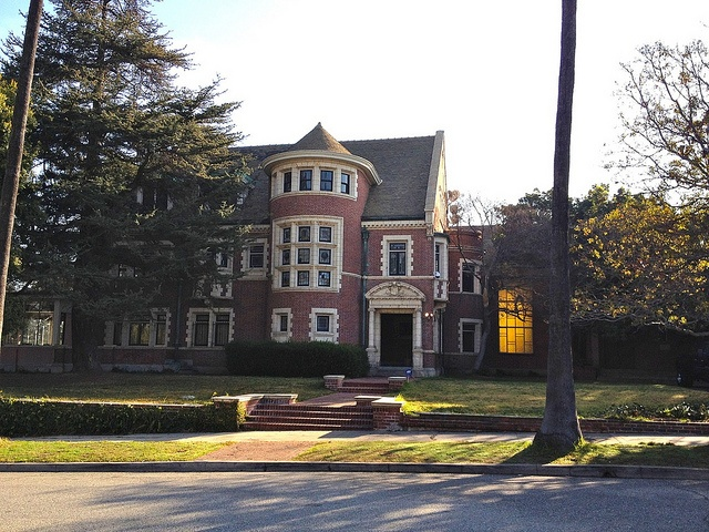 The American Horror Story house